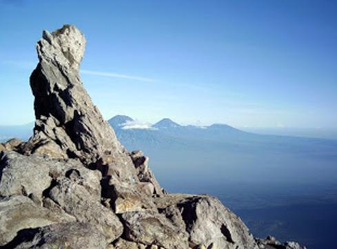 Gunung Merapi – Jawa Tengah