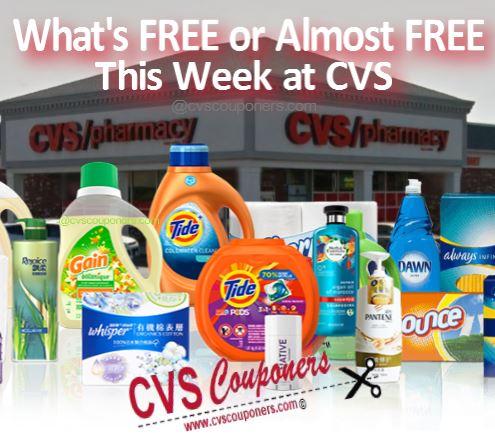 CVS Coupon Deals On Now