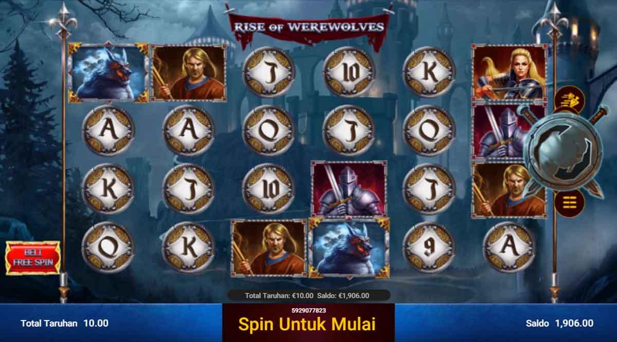 Rise of Werewolves - Demo Slot Online Spadegaming Indonesia