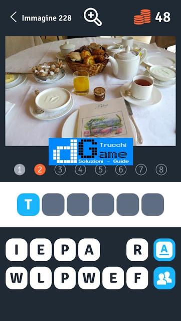 Soluzioni 1 Immagine 8 Parole soluzione livello 221-230