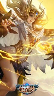 Alice Divine Owl Heroes Mage of Skins V1