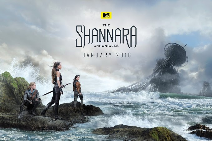 THE SHANNARA CHRONICLES 2015 | TRAILER | Season 01 | Web Series