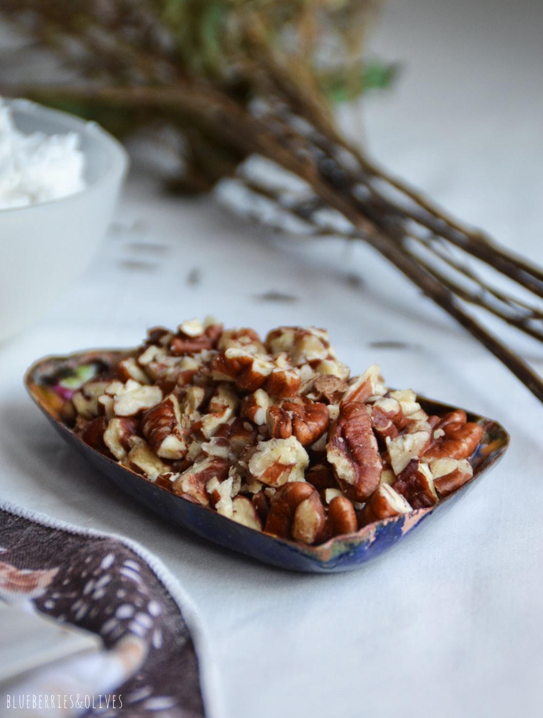 CHOPPED PECAN NUTS