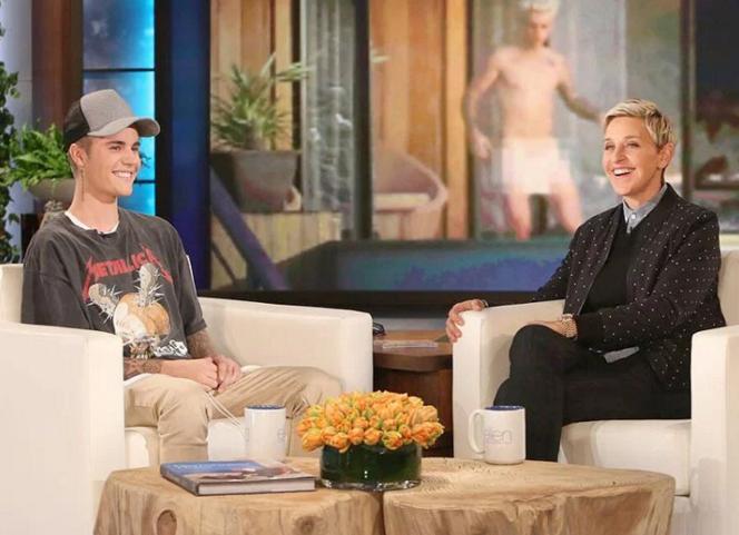 MetalRockNews: Justin Bieber wearing Metallica t-shirt and Metal