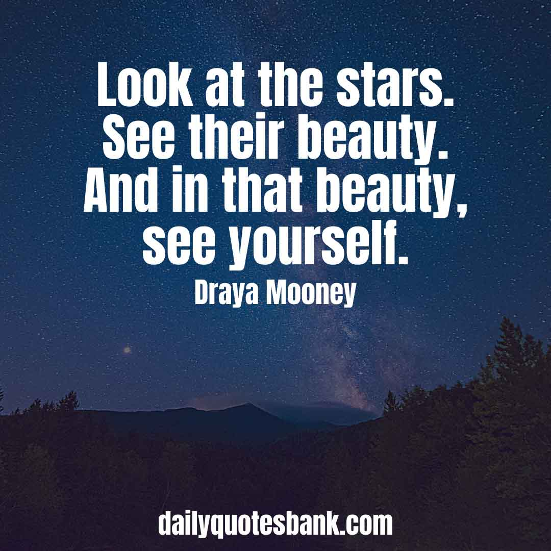 Stars In The Night Sky Quotes That Will Introduce Night Beauty
