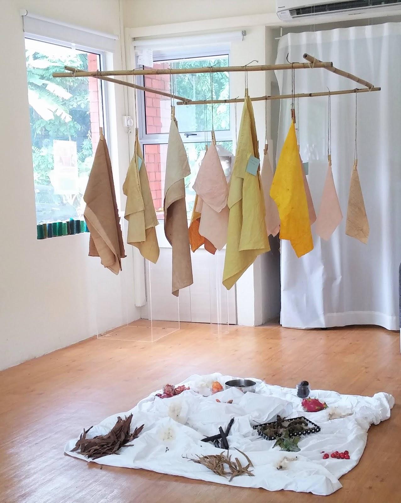 Agy Textile Artist Natural Dye Open Studio