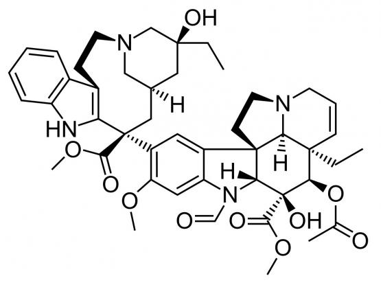 Vincristine Flower Extract, Cancer Cure Extract