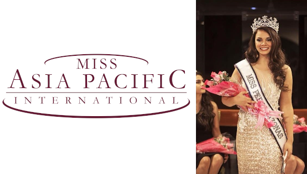 Ex candidata es Directora Nacional de Miss Asia Pacific Perú 2020