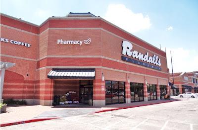 Randalls 2075 Westheimer Rd., Shepherd Square Shopping Center, Houston, TX 77098