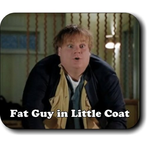 Chris Farley Tommy Boy Quotes: Pups & Pumps: The Life Of A SMedium