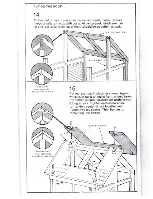 barbie dream house instructions manual