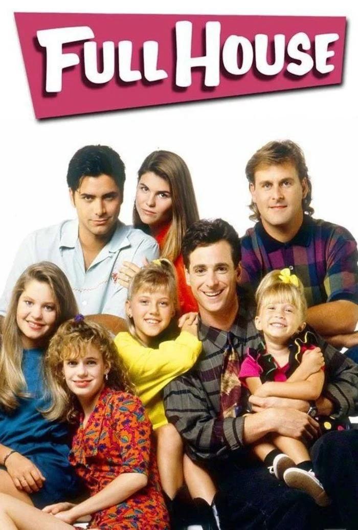 Full House Serie Completa Dual Latino/Ingles 1080p
