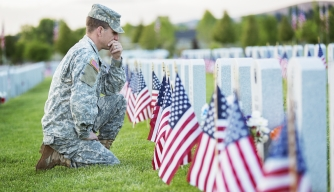 Memorial Day Thank You Quotes For military (Army)