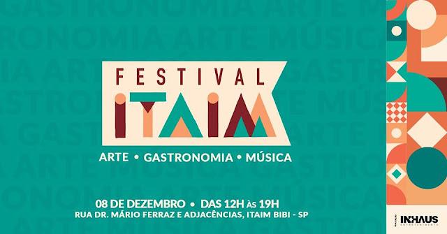 Itaim Bibi recebe a primeira edição de festival gastronômico