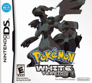 Pokemon Blanco NDS en Español Mega