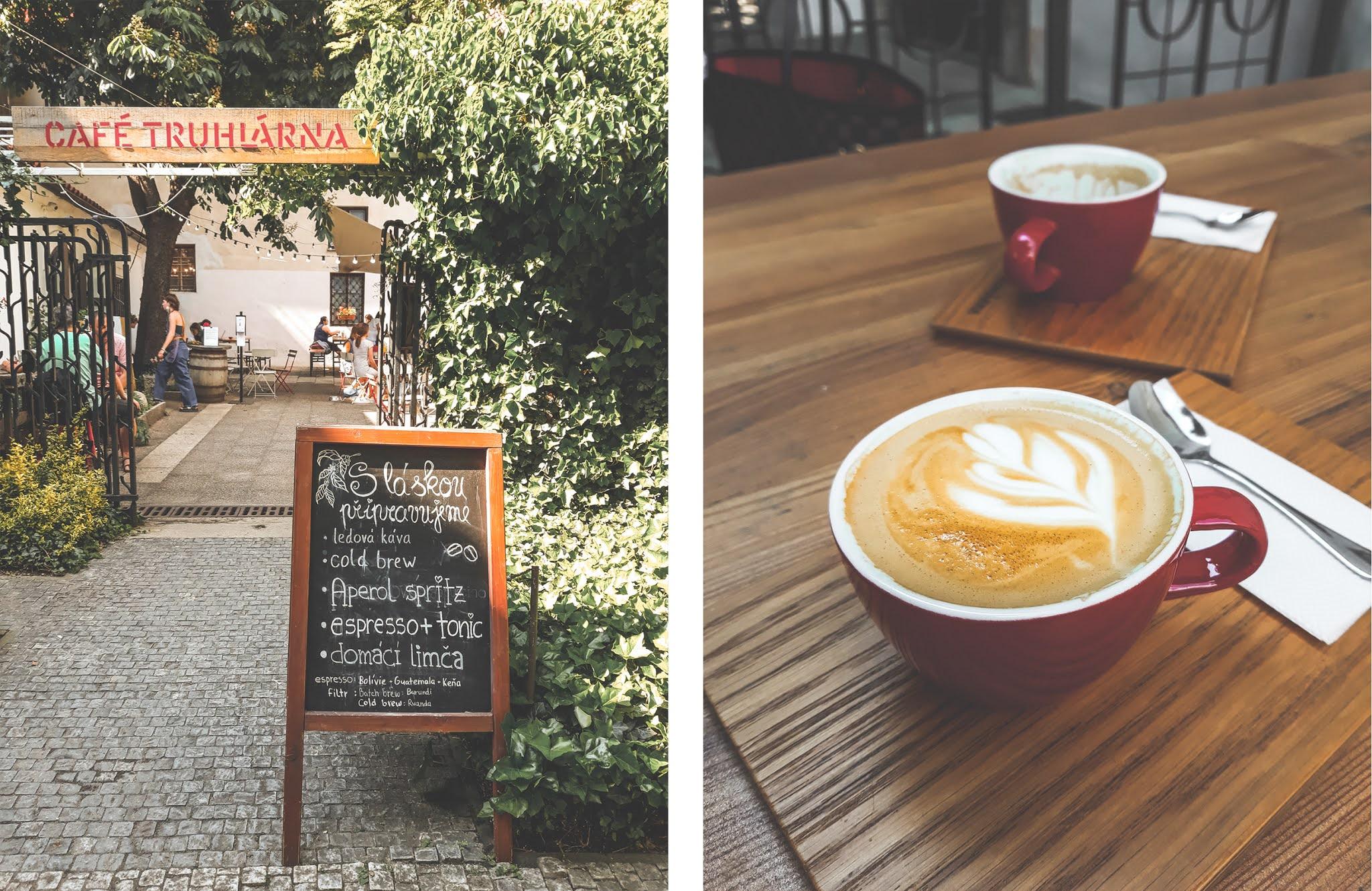 Kavárna Truhlárna