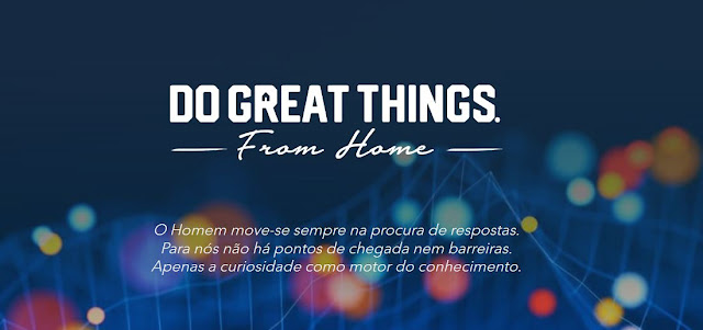 Do Great Things – From Home - Nova Plataforma SAS