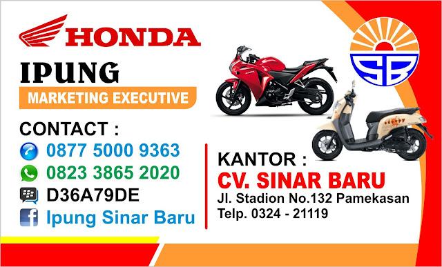 Honda-PCX-150-Pamekasan-Indonesia