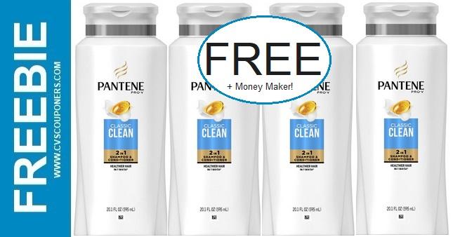 FREE Pantene CVS Coupon Deal 8-16-8-22