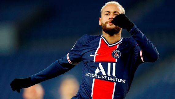 PSG de Neymar é o clube que mais dribla na Europa; veja o ranking