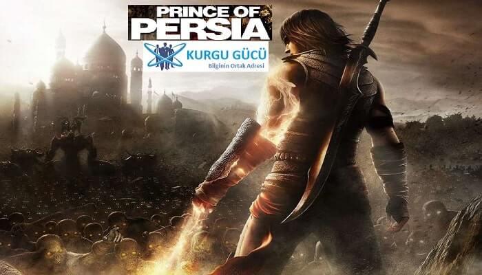 Film Olan Oyunlar Listemizde 8 Harika Oyun - Prince Of Persia - Kurgu Gücü
