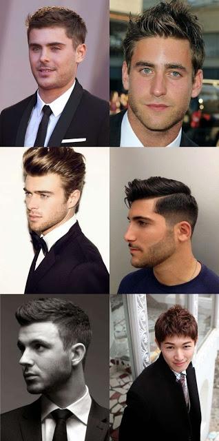 Gaya Rambut Pendek Pria dan Wanita
