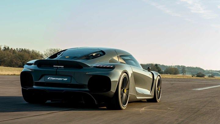 Lận đận như siêu xe Koenigsegg Gemera: Ra mắt hụt xong giờ chiếc đầu tiên xuất xưởng lại được rao bán bởi đại lý… McLaren - Ảnh 6.