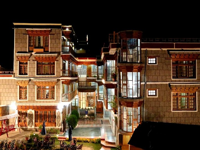 Top 3 Hotels of Kashmir