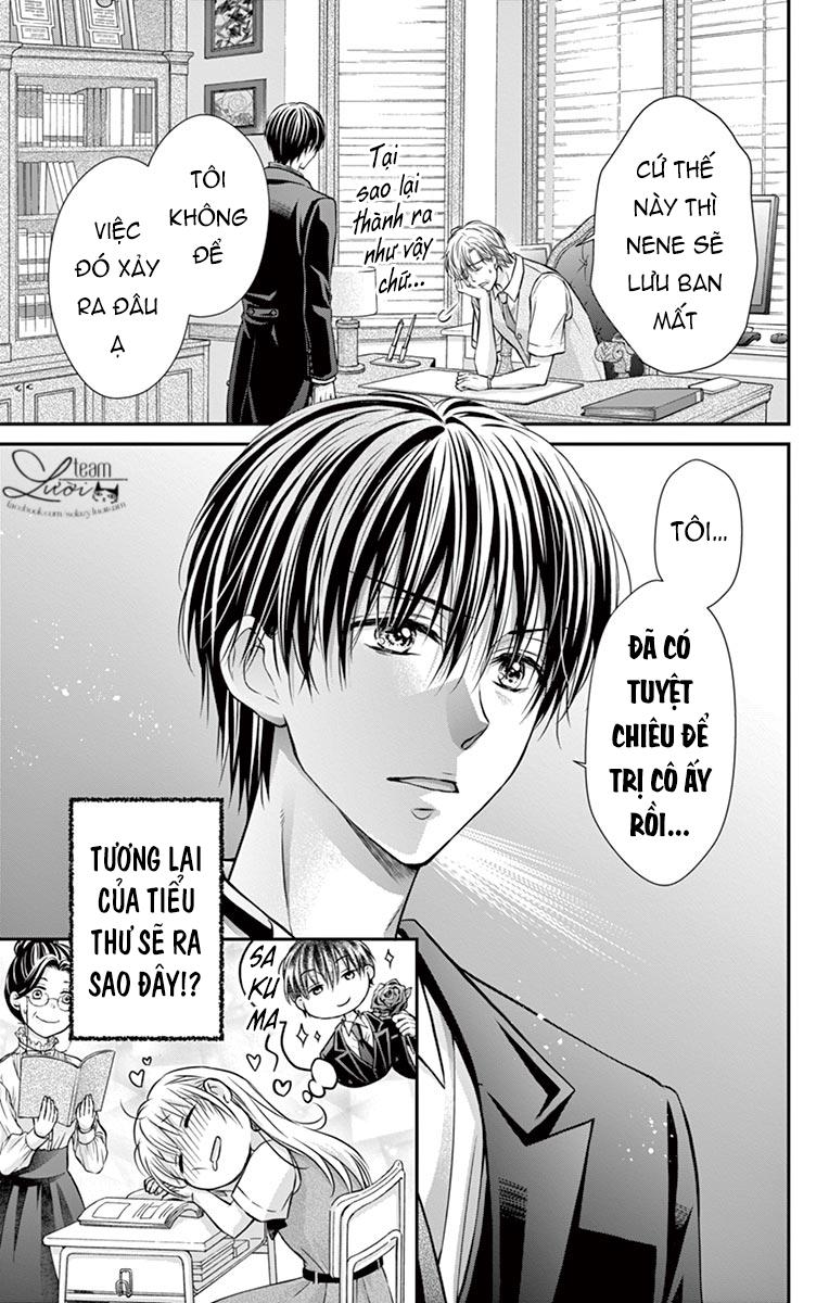 Ojousama, Otona no Kiss no Ojikan desu chap 6 - Trang 35