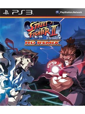 Super Street Fighter II: Turbo HD Remix (2008) [PC Full Español] [GoogleDrive] AioriaHD