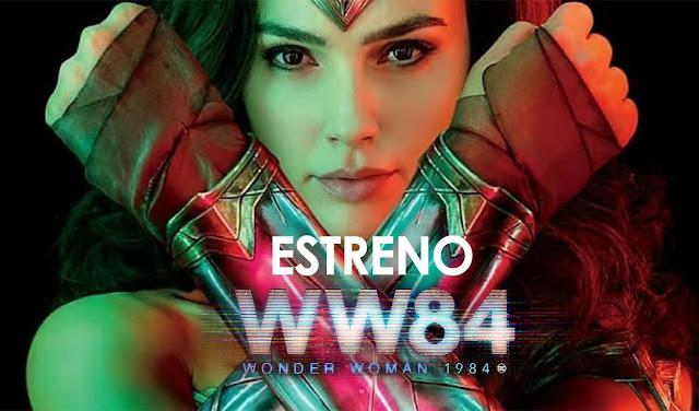 Wonder Woman 1984 llegará a los cines y a HBO Max el 25 de diciembre