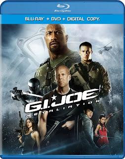 G.I. Joe 2: El Contraataque [BD25 2D + 3D]