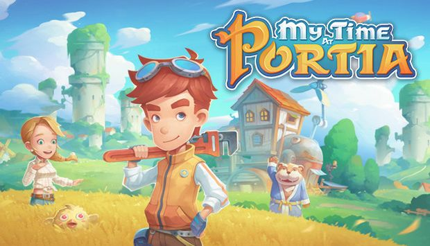 My Time At Portia تحميل مجانا
