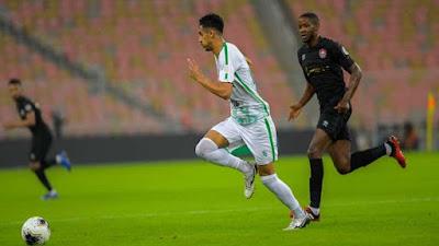 ملخص واهداف مباراة الاهلي والرائد (2-0) الدوري السعودي