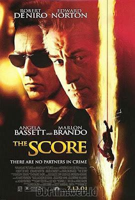 Sinopsis film The Score (2001)