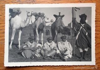 POLICIA DEL SAHARA TROPAS NÓMADAS DEL SAHARA ESPAÑOL - BELLUMARTIS HISTORIA MILITAR