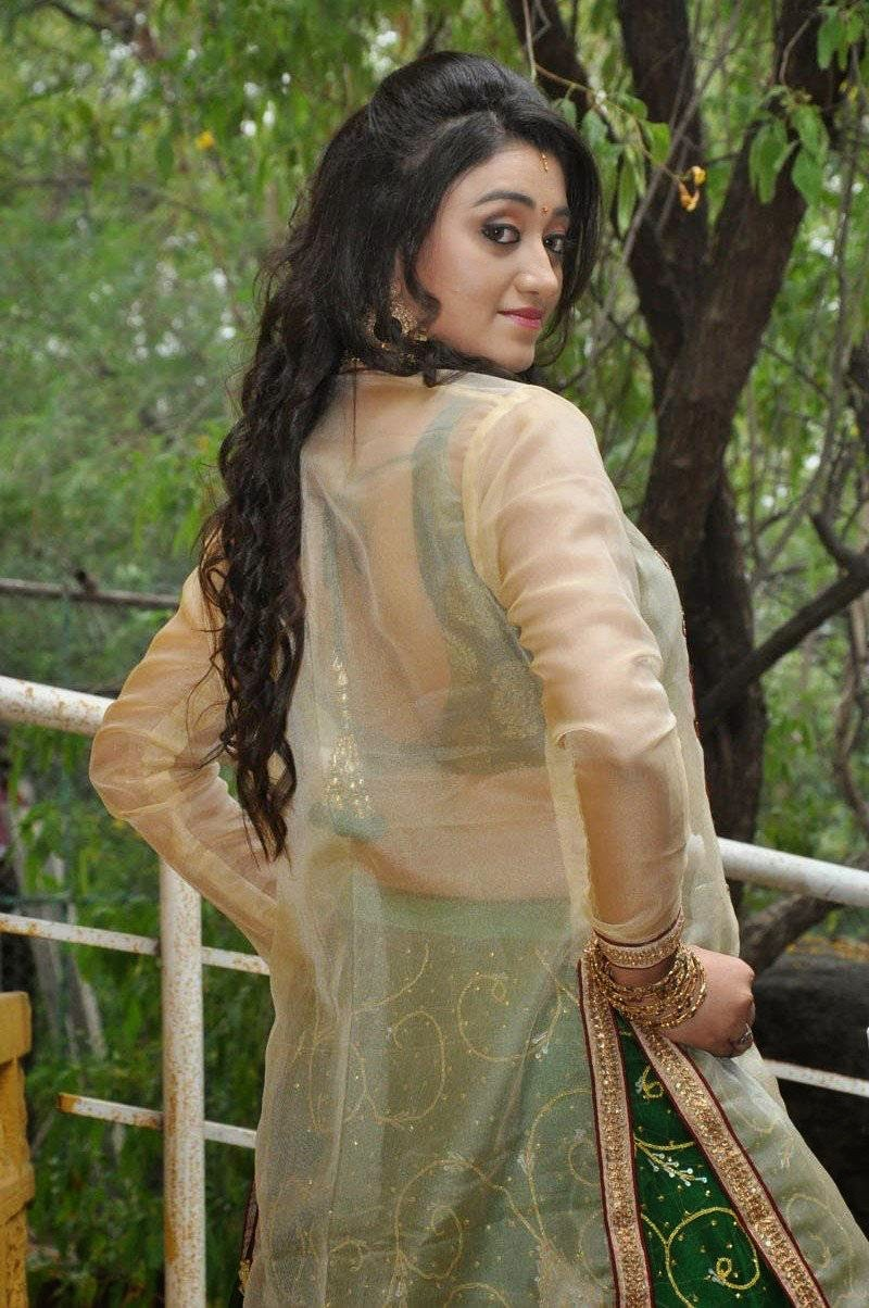 Ruchika Rajput Latest Stills in Green Dress