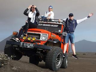 Rental Jeep At Mt Bromo Sunrise Tour