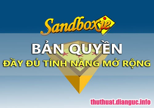 tie-mediumDownload Sandboxie 5.26 Full Cr@ck – Phần mềm lướt web an toàn