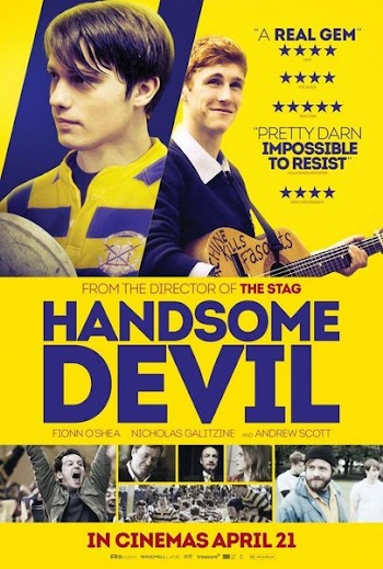 Handsome Devil - Bello demonio - PELICULA - 2016 - Irlanda