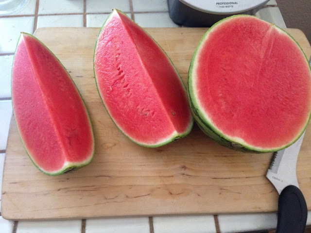 Watermelon without seeds