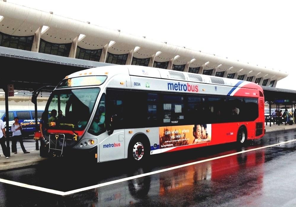 Metrobus (Washington, D C ) - Washington Dc Bus Fare