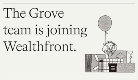 The Grove Team is Joining Wealthfront