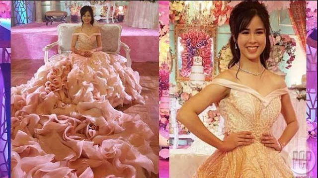 Over-The-Top 18th Birthday Party Of Kisses Delavin Finally Happened! This Only Proves How Rich Their Family Is!