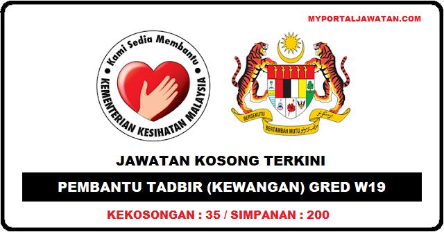 [TERKINI] JAWATAN KOSONG DI KEMENTERIAN KESIHATAN MALAYSIA KKM - 235 KEKOSONGAN
