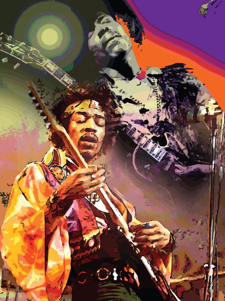 Rock Legend Classics: Jimi Hendrix