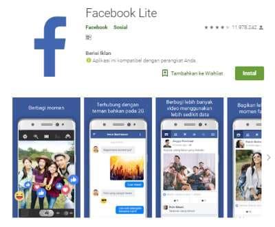 Aplikasi Lite Terbaik untuk Android - Ruang Penyimpanan Rendah