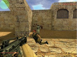 Counter Strike 1.6 Full game tembak-tembakkan