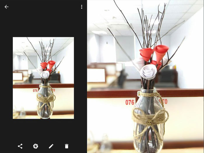 phần mềm Google Camera