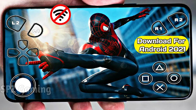 Download SPIDER-MAN 4 on ANDROID 2021 (APK + OBB) 100% Working | How To Play SPIDER-MAN 4 on Android